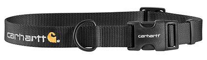 Carhartt Nylon Hunde-Halsband mit verstellbarer Länge