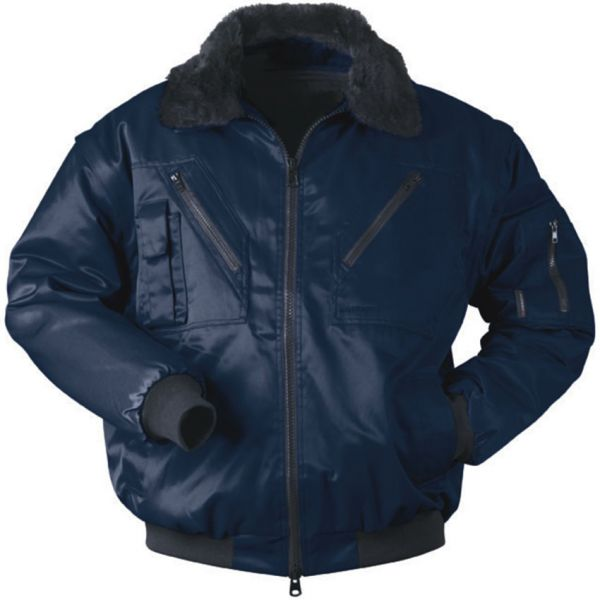 Pilotjacke Norway marine Multifunktion