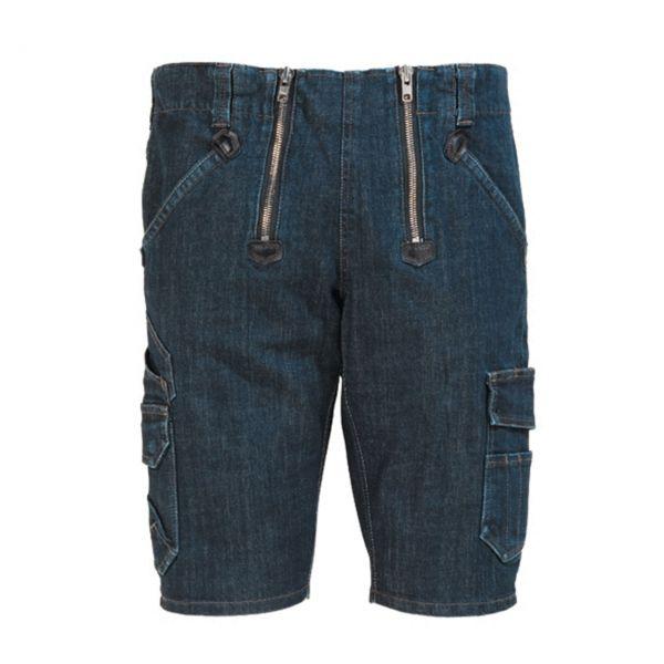 FHB Zunftshorts VOLKMAR Stretch-Jeans