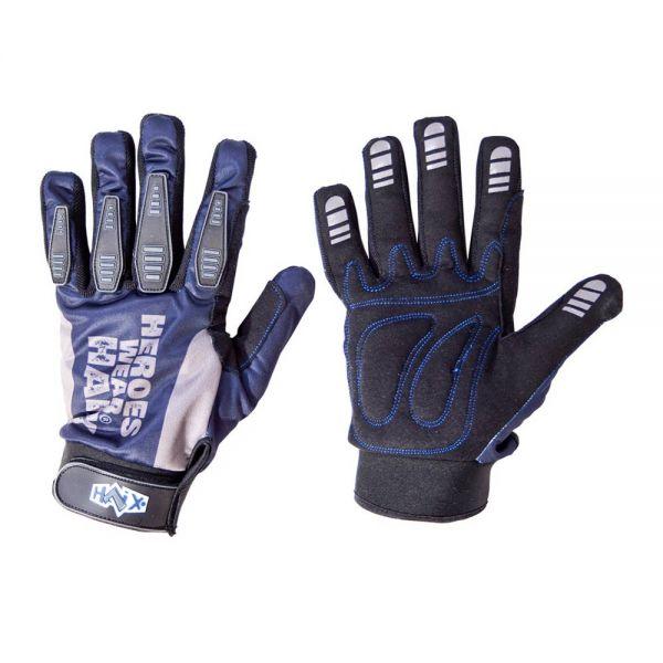 Haix Premium Handschuhe blau