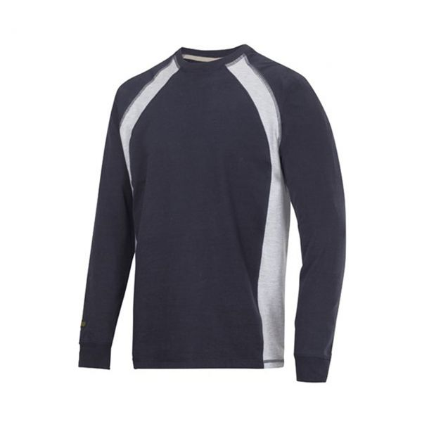 Snickers Langarm T-Shirt 2402