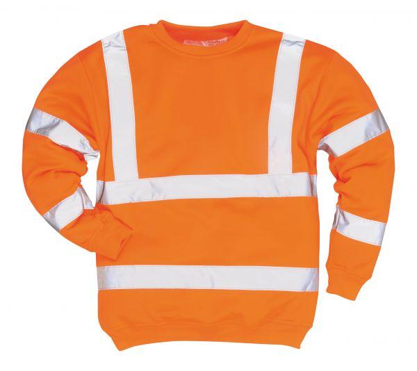 Portwest Warnschutz Sweatshirt