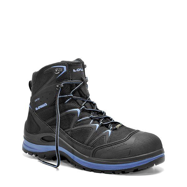 ELTEN INNOX Work GTX® blue Mid S3 Sicherheitsschnürstiefel