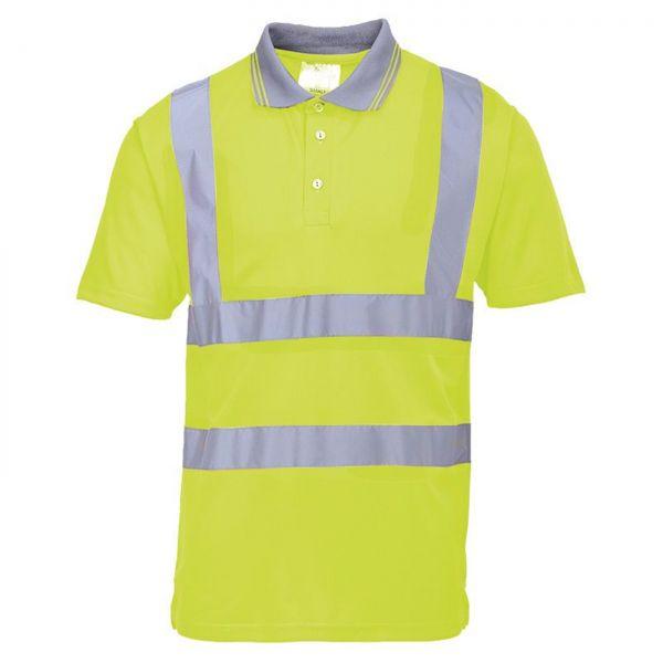 Portwest Warnschutz Poloshirt