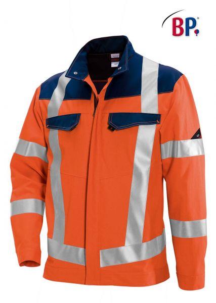 BP Warnschutz Arbeitsjacke 2012  orange/blau