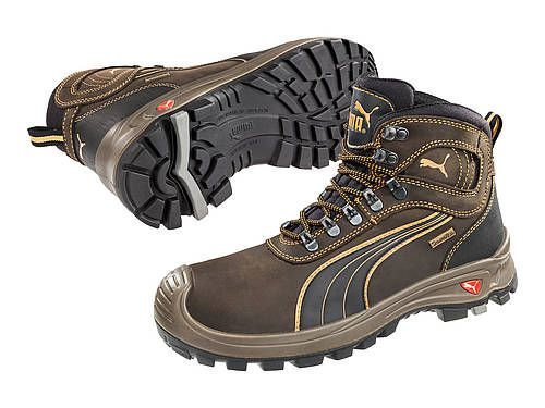 Puma Safety Sierra Nevada MID S3 Sympatex 63022.0