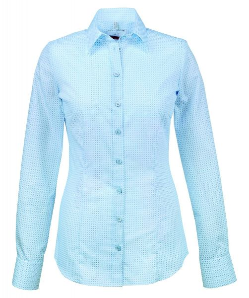 Greiff Damen-Bluse 1/1 Slim Fit