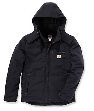 Carhartt Wasserabweisende Jacke aus Baumwolle Polyester-Canvas