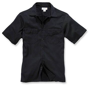 Carhartt Shirt aus Baumwolle-Twill